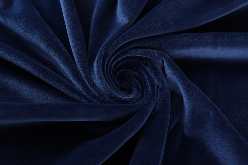 Double sided- Dark blue  Supersoft fabric