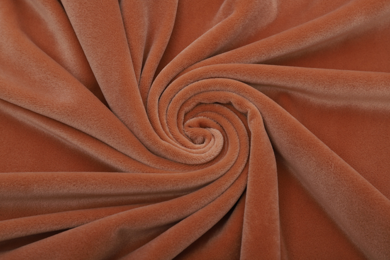 Double sided- Khaki  Supersoft  fabric